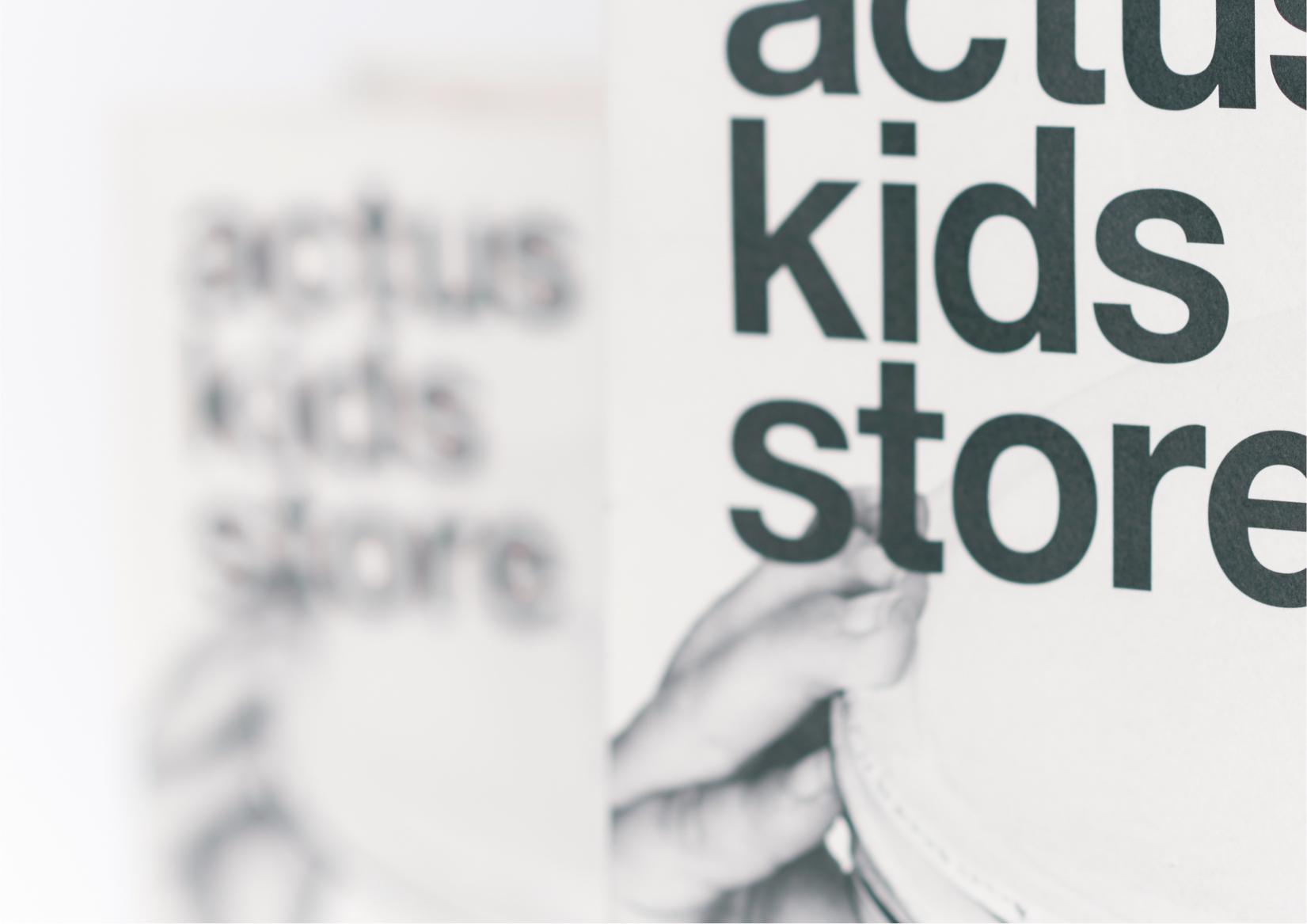 ACTUS KIDS STOREのイメージ